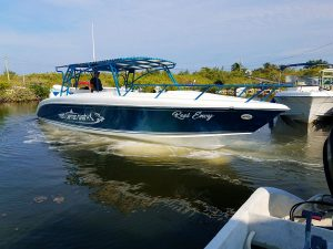 "Used 34ft Dorado Boat, ""Reel Envy"""