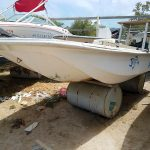 Used 15ft Boston Whaler, Roque
