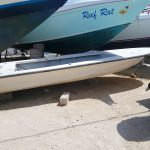 Used 17ft Flats Boat