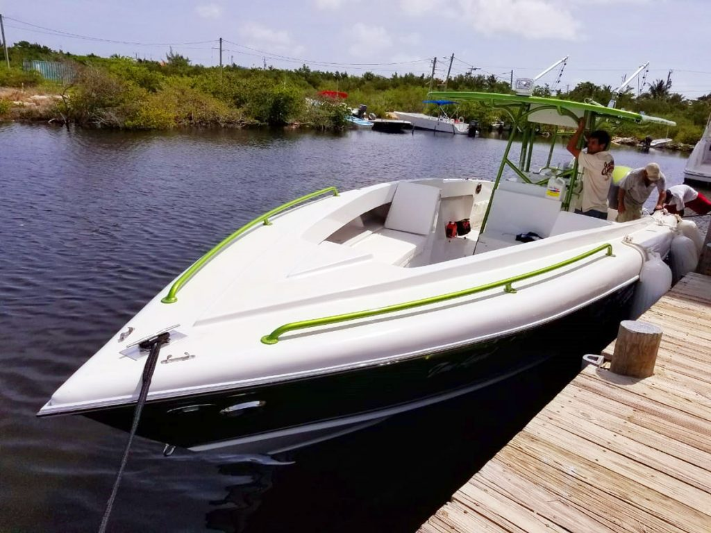 Dorado 34ft Boat - William Muligan