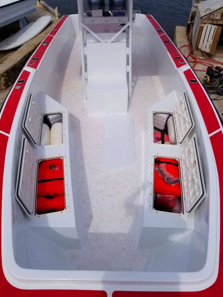 Wahoo 28ft Boat - Deez Two Nuts