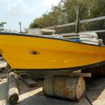 "Used 17ft Lanchon ""Sea Witch"""