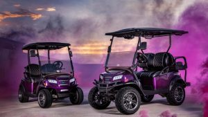 Twilight - Onward Special Edition Golf Cart