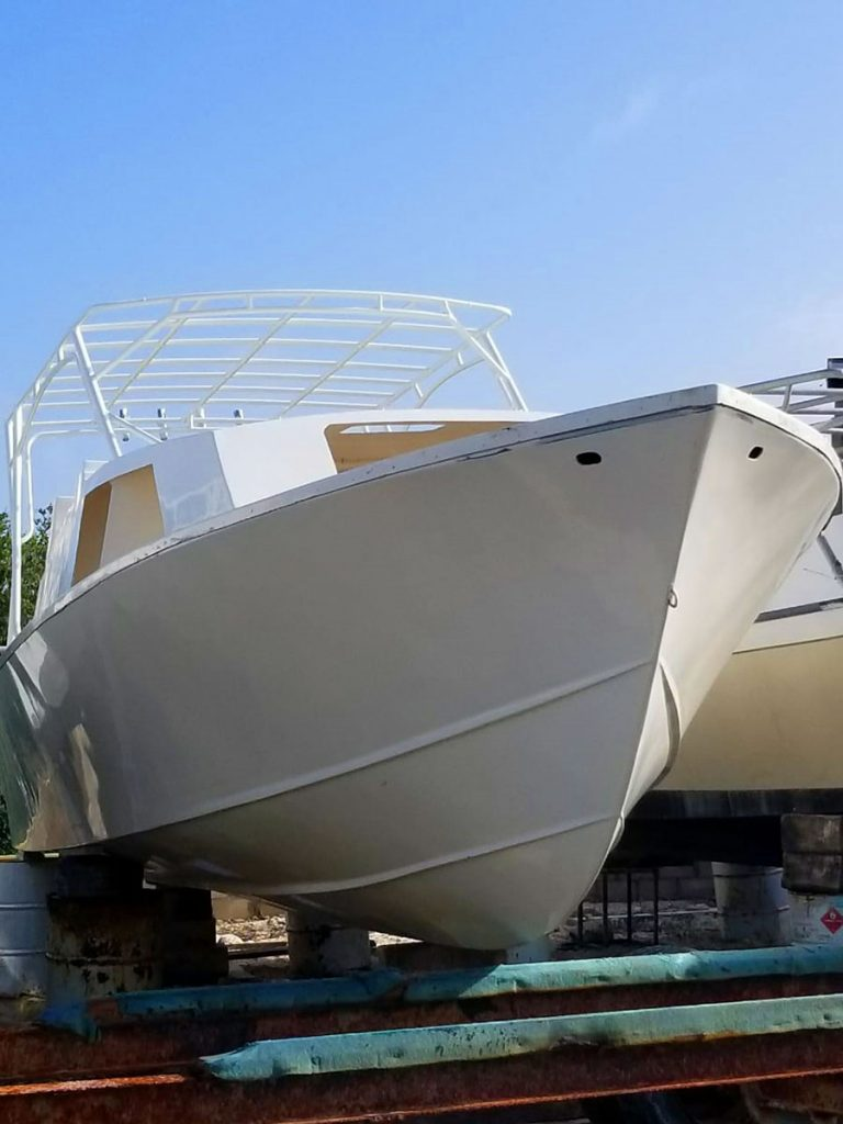 "Used 38ft Pelican Boat ""Priority"""