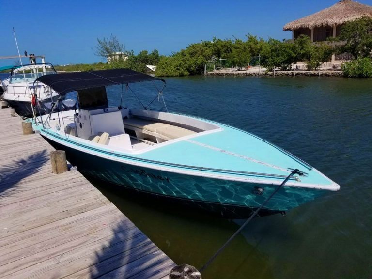 Used 34ft Boat - C Monkey