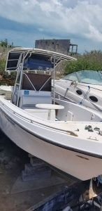 "Used 29ft Boat, ""Not Too Shabby"""