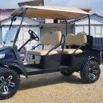Used 4 Passenger Precedent Golf Cart Customized