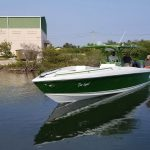 "Used Dorado 34ft Boat ""True Legend"" with Twin Engines"