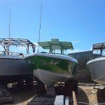 Used 34ft Dorado Boat with single Yamaha 350HP 4-stroke Engine