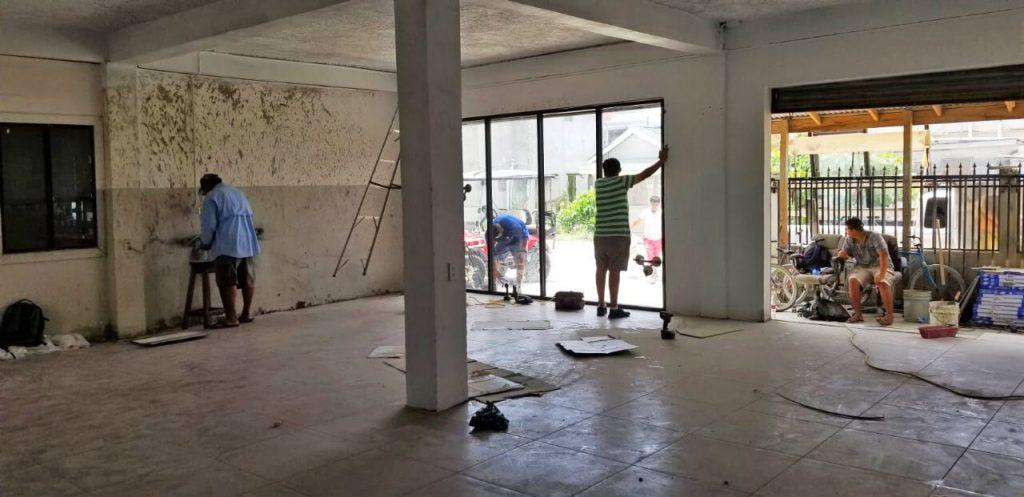Captain Sharks Service Center Expansion